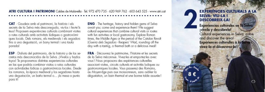 2019_descobreix_laSelva_turisme_cultural_experiencies