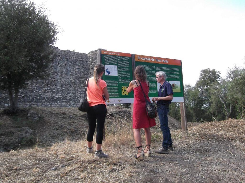 turisme cultural arqueològic proximitat Caldes Malavella Vidreres Blanes