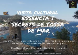 visita Tossa de Mar Costa Brava Atri Cultura